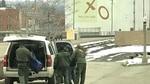 Customs and Border Patrol agents in Spokane, Washington.