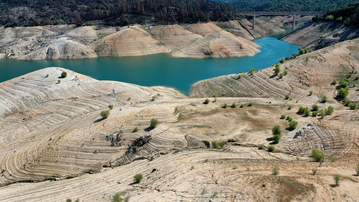 The drought in the Western U.S. is getting bad. Climate change is making it worse - OPB News