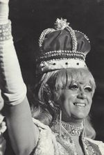 Darcelle is Portland's grand dame and is the owner of the longest running drag show west of the Mississippi.