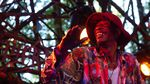 Jupiter & Okwess play the Woods Stage at Pickathon, 2019