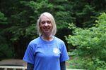 Allison Lillard, fifth-grade teacher at Harrison Elementary and Outdoor School coordinator for the school.