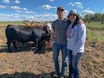 Scott and Joey Bailey worry the historic drought will make it even harder for young farmers and ranchers to stay in the business.