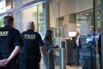 In this Sept. 13, 2016, file photo, people enter the Mark O. Hatfield United States Courthouse in Portland, Ore. Law enforcement officials in Oregon say they've uncovered an elaborate scheme to circumvent Chinese banking laws.