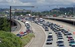 The Washington State Transportation Commission recommended implementing a pay-per-mile road charge Tuesday.