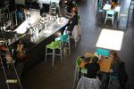 Riff's taproom in Bend, Ore., specializes in cold-brewed coffee products.