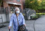 It took three years for Donna Duran, 82, to be get an apartment in the senior affordable housing complex at Rosemont Court in North Portland. An outbreak of Legionnaires' Disease at Rosemont has killed one resident and sickened many others, forcing residents like Duran to seek other affordable housing.