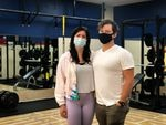 John and Jessica Carrico run NW Fitness, a small gym in Seattle that struggled to stay afloat during the pandemic. Their membership has plummeted in recent months, in part because the gym has been closed and subject to strict coronavirus requirements.