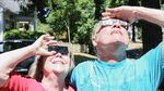 "Paulette and Larry Filz saw their first total eclipse in Oregon in 1979. ""We knew then that the next eclipse in Oregon would be in 38 years, and I thought, 'Thirty-eight years? That's never going to come,'"" Larry recalls of the day after the '79 eclipse. ""So now we've waited all this time, and we're getting more excited as the days go by."""