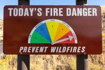 Information on public fire danger signs comes from the Nation Fire Danger Rating System, which is being updated for the first time in more than four decades.