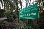 The U.S. Department of Veterans Affairs Medical Center in Portland, Ore., is pictured Saturday, Jan. 12, 2019.