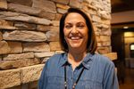 Mary Liberty-Traughber, public relations manager at the Wildhorse Resort and Casino, is pictured Friday, Jan. 11, 2019, in Pendleton, Ore.