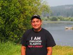 image of Clayton Dumont, tribal councilman for the Klamath Tribes