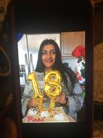 The Vancouver Police Department said it is looking for 18-year-old Elishah Saheb, who went missing Sept. 1, 2019 while taking out the trash at her home.