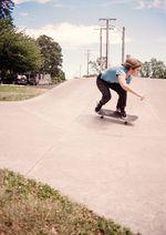 Hood River skateboarder Haley Mast.