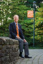 Lewis & Clark College's President Wim Wiewel will retire in 2022.