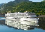 Modern-style riverboats and coastal cruise ships in the American Cruise Lines fleet carry 100-190 passengers.