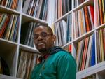 Karriem Riggins is a jazz drummer and hip-hop producer.