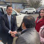Ozzie Gonzalez is running for Portland mayor.
