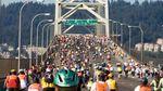 Providence Bridge Pedal riders.