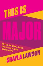 """This is Major"" is a book of essays about the Black American experience."