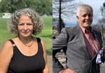 Democrat Alex Spenser and Republican Cliff Bentz are the leading candidates in the race for Oregon's 2nd Congressional District.