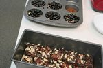 A cooking class at the Portland VA teaches veterans to cook healthier breakfasts, dinners and snacks, like these brownies made with cocoa, Splenda and pureed black beans -- rather than flour and sugar. Veterans also learn about portion control and how to read nutritional labels.