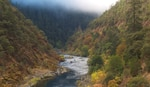 This section of the Rogue River was one of the first in America to be protected by the Wild and Scenic Act of 1968.