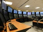 The control room simulator at NuScale Power.
