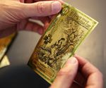 """A Portland private mint, Valaurum, is printing notes containing tiny amounts of gold. Its founder hopes people will one day use these """"goldbacks"""" to trade."""