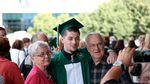 Reynolds High School graduation at Memorial Coliseum, June 12, 2014