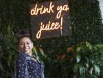 Cydnie Smith-McCarthy, 26, of Portland, followed a business opportunity that was born from the pandemic—opening her own juice and wellness space.