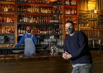 """Paydirt, a bar in Northeast Portland, closed the doors after last call on Tuesday, November 17, 2020, part of Oregon's """"freeze"""" and effort to slow the spread of COVID-19."""