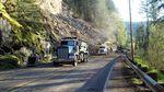 A massive landslide closed a stretch of Washington Highway 503 for weeks.