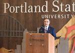 Portland State University has hired New York Institute of Technology interim president Rahmat Shoureshi to be its next leader.