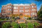 University of Portland campus.