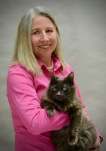 Sharon Harmon is the president and chief executive officer of the Oregon Humane Society.