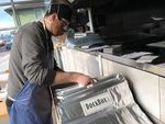 """Local Ocean Seafoods has kept some of its employees working with a new """"Dock Box"""" meal kit service that they're offering for pickup and delivery."""