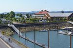 McMenamins Kalama Harbor Lodge opened in 2018, developing an area of the Kalama waterfront for tourism. Kalama Mayor Mike Reuter would like to see the waterfront support more green infrastructure jobs.