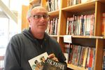 Doug Chase says book-format comics are on the rise in retailers like Powell's City of Books in downtown Portland.