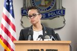 Portland Police Chief Danielle Outlaw said she agreed with the recommendations outlined in an audit of the Police Bureau's Gang Enforcement Team.