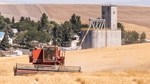 A farming scene from a video used by Azure Standard, an organic farm, in its campaign against efforts by Sherman County, Oregon, to require operators to improve their weed-control measures.
