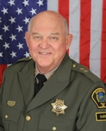 Morrow County Sheriff Ken Matlack
