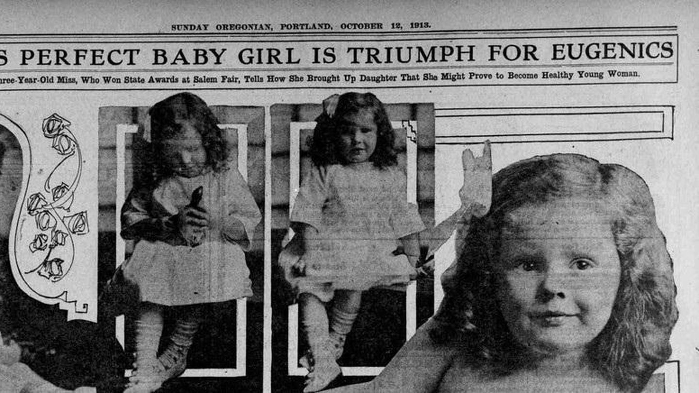 Eugenics — In The Shadow Of Fairview - OPB