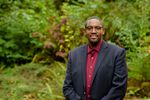 Dr. Nathaniel Brown is an assistant professor of professional mental health counseling at Lewis and Clark College in Portland, Ore.