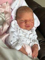 U.S. Rep. Jaime Herrera Beutler's third child Isana Mae Beutler was born Tuesday.