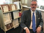 U.S. Attorney for Oregon Billy Williams in his office on Feb. 21, 2020.