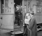 """Seattle was hit especially hard during the """"Spanish Influenza"""" pandemic of 1918. Everyone had to wear a mask on public transportation."""