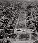 The construction of Interstate 5 through North Portland in 1963 resulted in the destruction of hundreds of homes and businesses and bisected the historically Black Albina neighborhood.