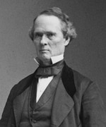Joseph Lane was a controversial political figure in Oregon, even during his time, for his support of slavery and the Confederate South.