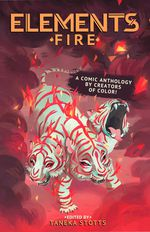 """""""Elements: Fire"""" is the second anthology by Beyond Press."""